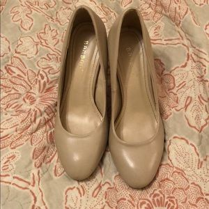 Bamboo Nude Pumps
